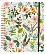 Rifle Paper Co. 2018 Herb Garden Spiral Bound Planner