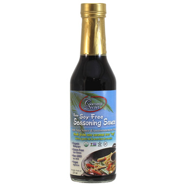 Coconut Secret Raw Soy-Free Seasoning Sauce