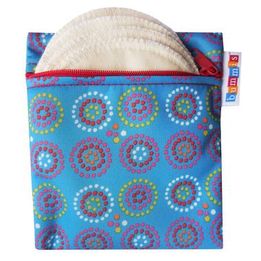 Bummis Organic Cotton Breast Pads Travel Pack