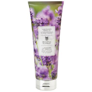 Brompton & Langley Lavender Vanilla Luxurious Hand & Body Cream