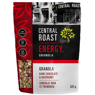 Central Roast Energy Granola