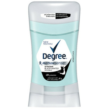 Degree Women UltraClear Black + White Antiperspirant Stick
