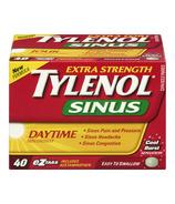 Tylenol Sinus Extra Strength Daytime eZ Tabs
