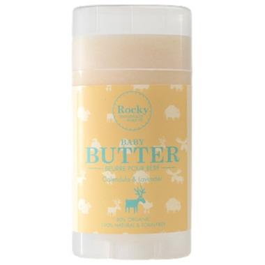 Rocky Mountain Soap Co. Baby Body Butter