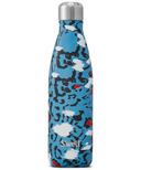 S'well The Exotic Collection Stainless Steel Water Bottle Azure Leopard