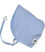 Puffin Gear Bonnet Blue Natty Stripe