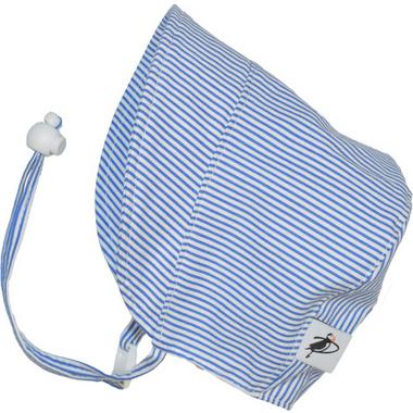 Puffin Gear Bonnet Blue Natty Stripe