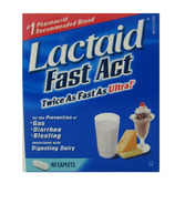 Lactaid Fast Act