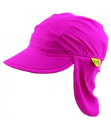 Banz Girls Pink Flap Hat