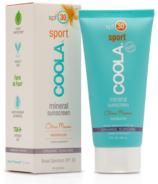 COOLA Sport Mineral Sunscreen SPF 30 Citrus Mimosa