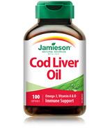 Jamieson Cod Liver Oil