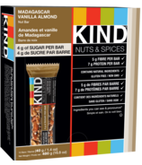 KIND Madagascar Vanilla Almond Bars