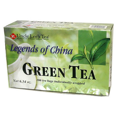 Uncle Lee\'s Legends of China Green Tea