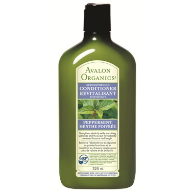 Avalon organics peppermint shampoo reviews