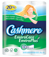 Cashmere EnviroCare Bathroom Tissue Double Rolls
