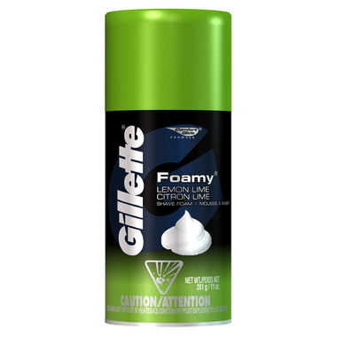 Gillette Foamy Shave Foam