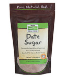 NOW Real Food Date Sugar