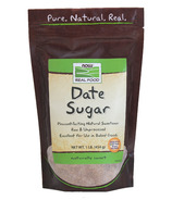NOW Real Food Date Sugar
