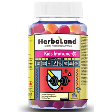 Herbaland Gummy for Kids Immune