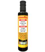 Acropolis Organics Organic Honey Garlic Vinaigrette with Turmeric