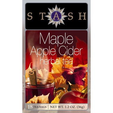 Stash Maple Apple Cider Herbal Tea