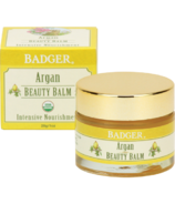 Badger Argan Beauty Balm for Intensive Nourishment