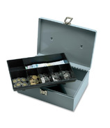 Sparco Cash Box with Latch Lock