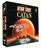 Settlers of Catan Star Trek Edition