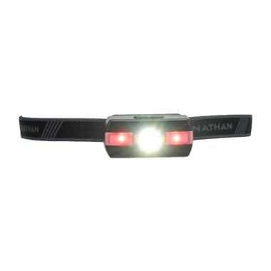 Nathan Sports Neutron Fire Runner\'s Headlamp Black