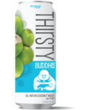 Thirsty Buddha All Natural Coconut Water with Pulp