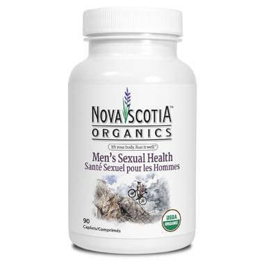 Nova Scotia Organics Men\'s Sexual Health