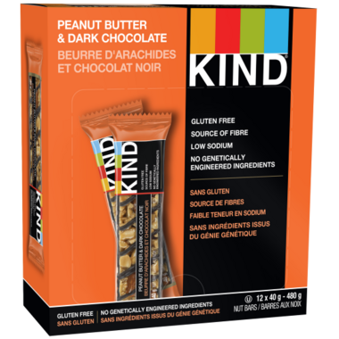 KIND Peanut Butter & Dark Chocolate Bars