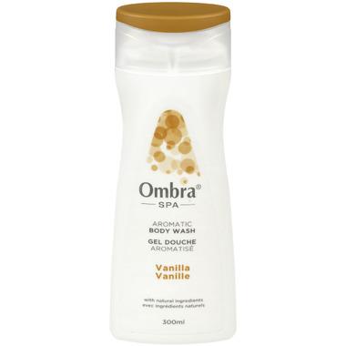Ombra Spa Aromatic Body Wash Vanilla