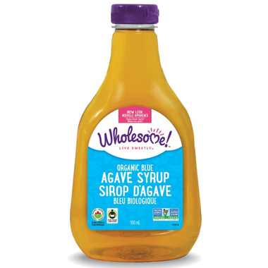 Wholesome Sweeteners Organic Blue Agave Syrup