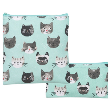 Now Designs Cats Meow Snack Bag