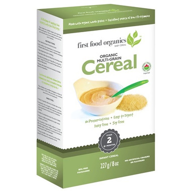 First Food Organics Multigrain Cereal
