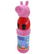 Incredible Novelties Peppa Pig 8 oz Bubble Wand