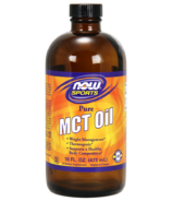 NOW Sports MCT Oil 100% Pure