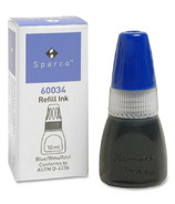 Sparco Stamp Refill Ink