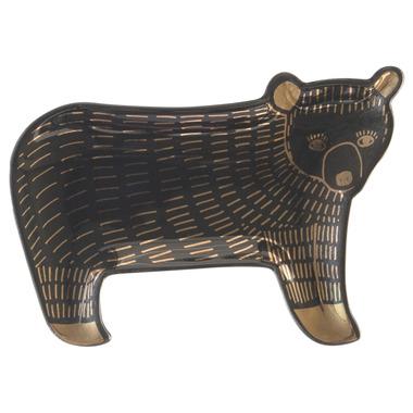 DanicaStudio Ceramic Bear Trinket Tray