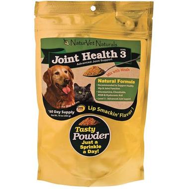 Naturvet Joint Health Powder Level 3