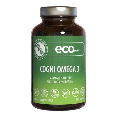 AOR Eco Series Cogni Omega3 500mg