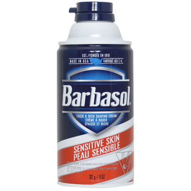 Barbasol Thick & Rich Shaving Cream