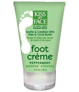 Kiss My Face Foot Creme