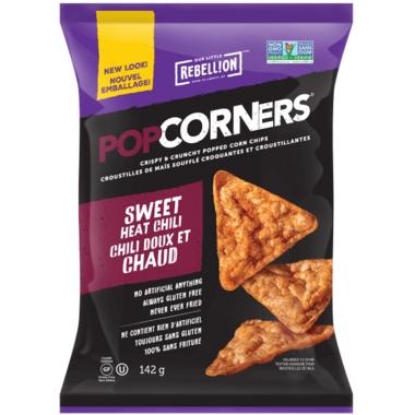 PopCorners Sweet Heat Chili Corn Chips