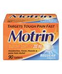 Motrin Tablets Regular Strength