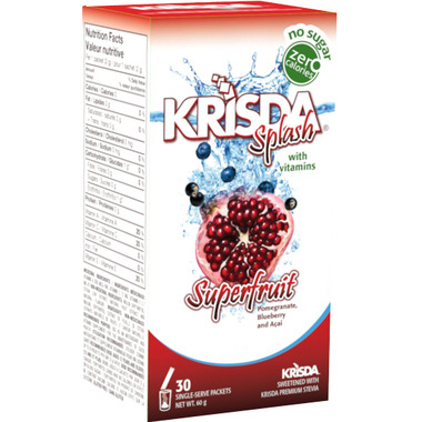 Krisda Splash Water Enhancer Superfruit