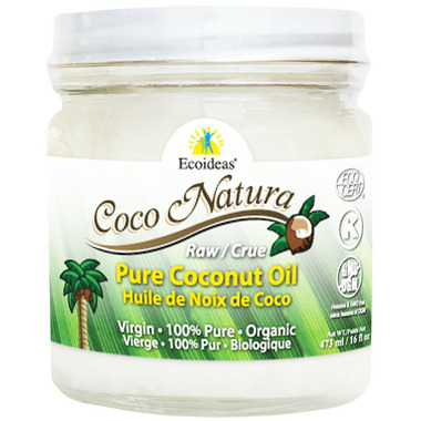 Ecoideas Coco Natura Organic Pure Coconut Oil