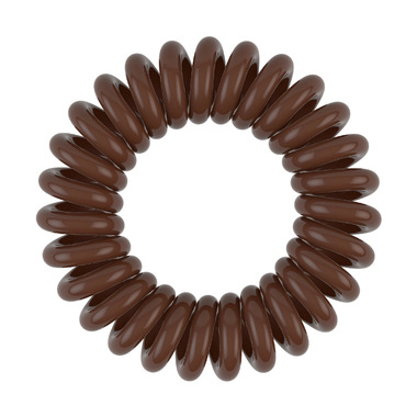 invisibobble POWER Pretzel Brown