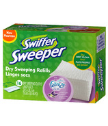 Swiffer Sweeper Dry Sweeping Cloth Refills - Lavender Vanilla